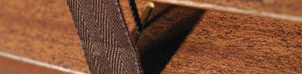 Leiterbänder und Kordeln für Bambusjalousien