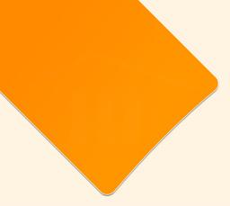 Maisgelbes Schrägraffstore