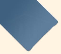 Außenjalousien taubenblau