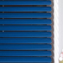 Dachfenster Jalousie in blau